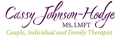 Cassy Johnson-Hodge, MS, NCC - Couples, Individuals & Family Therapy